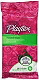 Health & Personal Care : Playtex Personal Cleansing Cloths Travel Pack, 16-count Light Fresh Scent (Pack of 6)