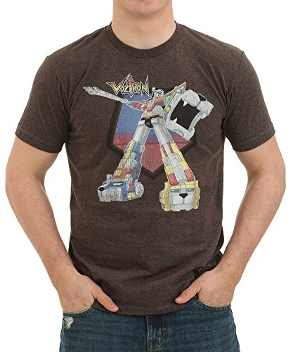 VOLTRON/BLAZING SWORD-S/S ADULT - Fashion S 1980