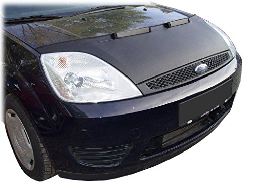 HOOD BRA PROTECTOR DEL CAPO Ford Fiesta 2001-2008 Bonnet Bra STONEGUARD PROTECTOR TUNING