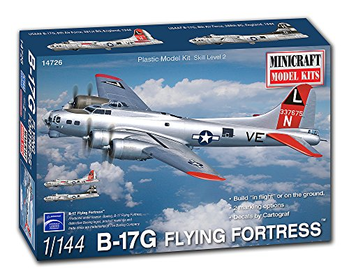 Minicraft Model Kits - Minicraft B-17G