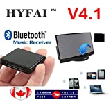 NEW Bluetooth 4.1 Music Receiver 30 pin dock adapter for iPhone iPod A2DP Audio Speaker for iPod, iPad, iPhone 4 4S