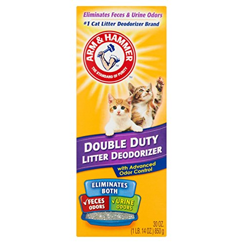 Double Litter Deodorizer Advanced Control