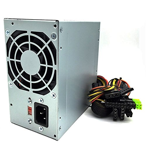 KENTEK 400W 400 Watt ATX Power Supply Replacement for HP Compaq PN: 5188-2625, 5188-2627, 5188-2626 - Supply Power Compaq Fan