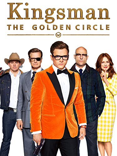 VHS : Kingsman: The Golden Circle