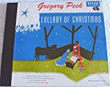 Collectible record album, Gregory Peck; Lullaby of Christmas, 78 RPM, DECCA, Personality Series,