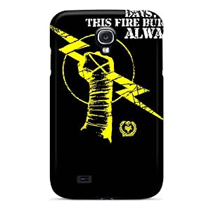 For RzI55dmWK Cm Punk Protective Case Cover Skin/galaxy S4 Case Cover