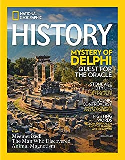 National Geographic History (B07QGBCRHP) | Amazon Products