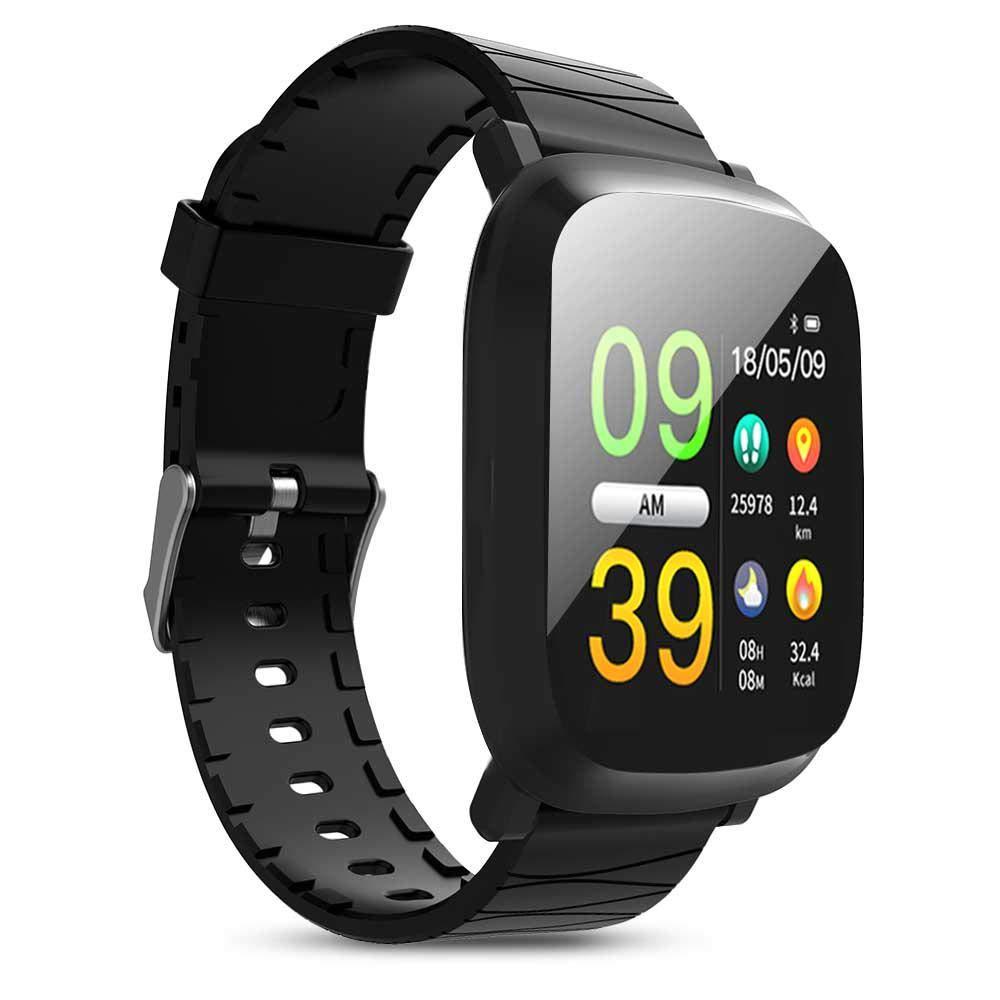 Amazon.com: Teepao [Upgraded Q9 Smartwatch Men Women Sport ...