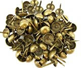 C.S. Osborne Natural French Nail Tacks Antique