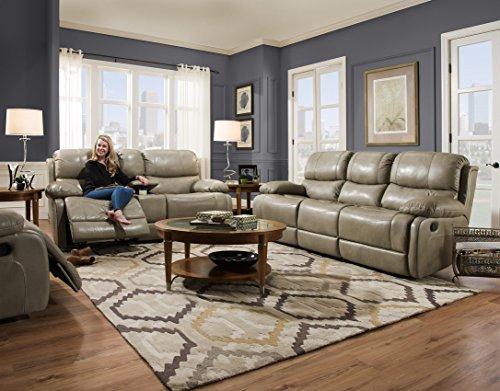 Cambridge 98525A2PC-GR 2 Piece Austin Living Room Set