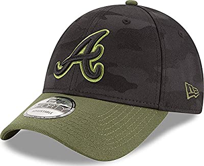 New Era Atlanta Braves Memorial Day 940 9Forty Cap Basecap OSFM Limited Special Edition