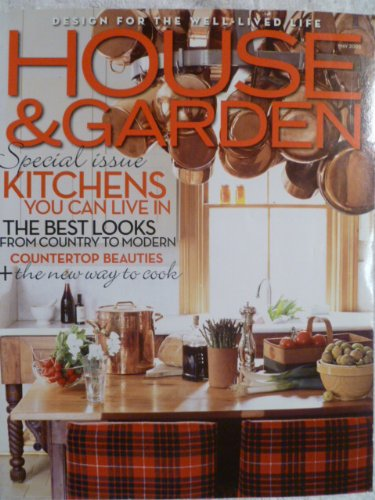 Download House and Garden Magazine May 2005 PDF