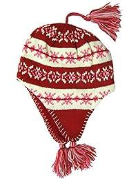 Children's Sherpa Knit Hat