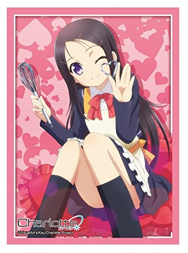 Charlotte Ayumi Otosaka Card Game Character Sleeve Collection HG Vol.948 Anime Loli Girl Ayu Collapse Pizza Sauce High Grade