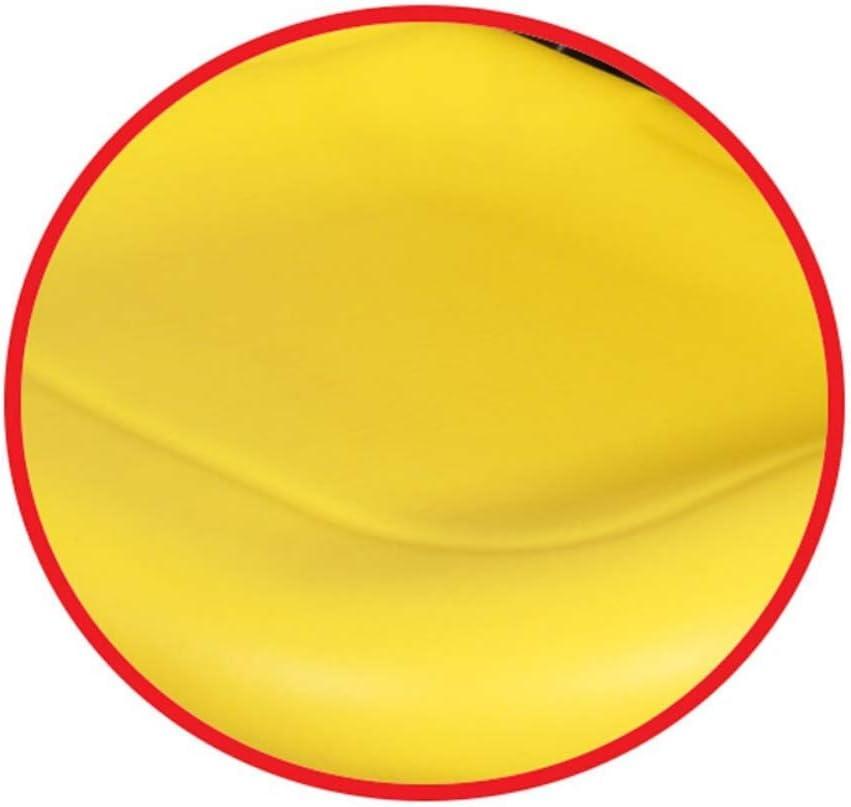 KLARA SEATS KS 4300 PVC klappbarer Sitz f/ür Aufsitzm/äher gelb Rasentraktor und Rasenm/äher wasserfest