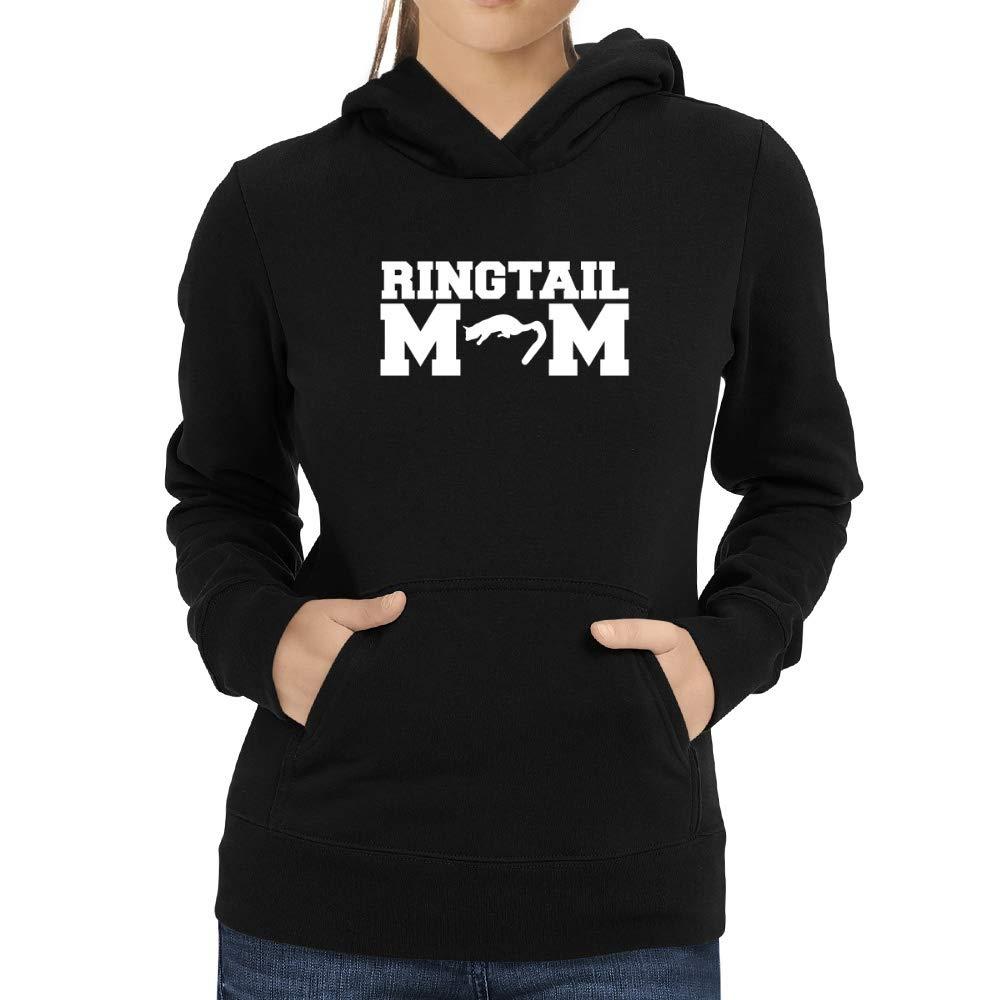 Eddany Ringtail mom Women Hoodie
