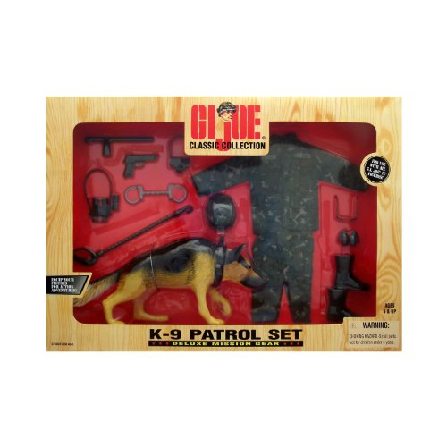 Mission Gear Joe Gi (G.I. Joe K-9 Deluxe Mission Gear)
