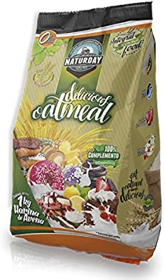 Harina de Avena Delicious Ouatmeal Sabores Variados 1Kg (Triple ...