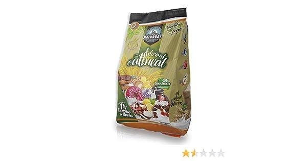 Harina de Avena Delicious Ouatmeal Sabores Variados 1Kg (Brownie ...