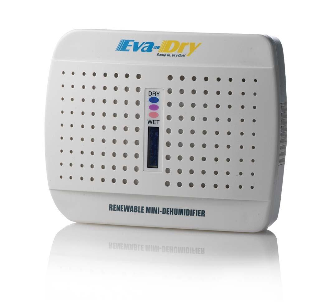 Eva-Dry New and Improved E-333 Renewable Mini Dehumidifier by Eva-Dry