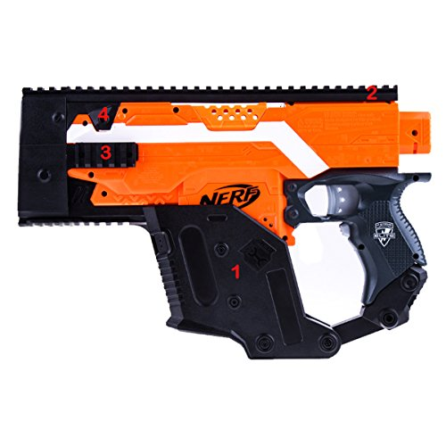 Top stryfe mod kit vector