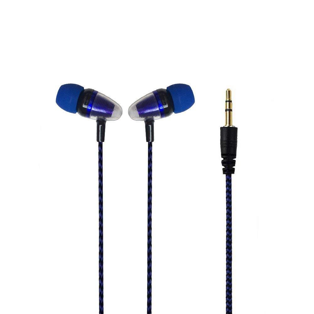 イヤホン Frehoy イヤホン 超低音 ノイズアイソレーション 有線イヤホン ステレオイヤホン カナル型ノイズアイソレーションヘッドホン クリアサウンド 人間工学に基づいた快適フィット 携帯電話とMP3プレーヤー用 mp4プレーヤー 音楽   B07PBWB8N7