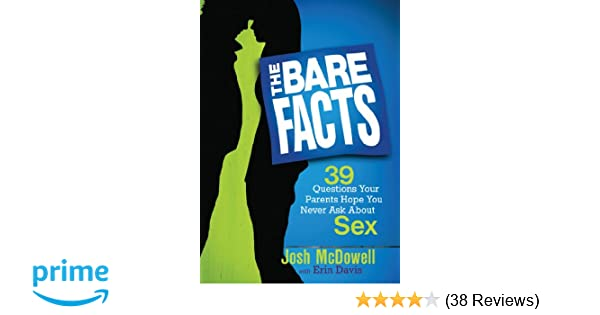 Amazon com: The Bare Facts: 39 Questions Your Parents Hope