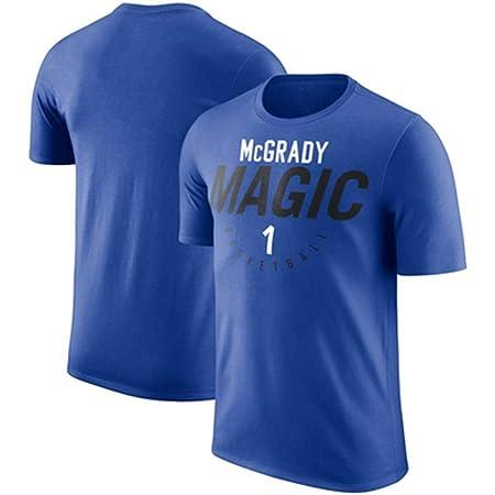 HS-XP Uniforme de Baloncesto Camiseta de Hombre McGrady T-Mac # 1 ...