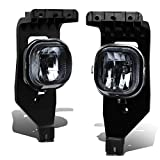 ford super duty lights - For Ford Super Duty/Excursion Pair of Bumper Driving Fog Lights (Smoked Lens)