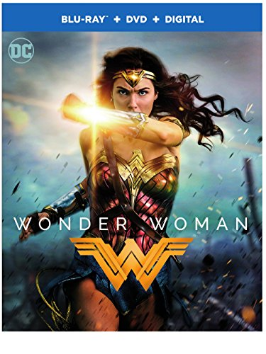 Wonder Woman  Blu Ray   Dvd   Digital Hd