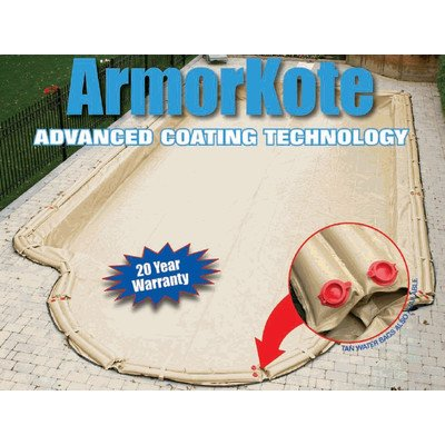 Oval Armorkote Winter Cover Pool (Oval Winter Cover Oval: 16' x 32')