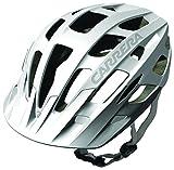 (PK) 2014 Carrera E0422 Edge MTB Helmet Matt White Large / Xlarge 58-62cm