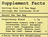 Health King Antioxidant Herb Tea Teabags 20 Count Box Discount