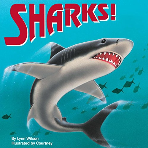 Sharks! (All Aboard Books)