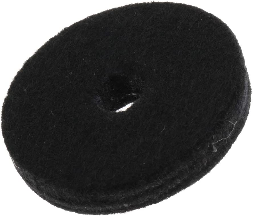 Hi Hat Cymbal Felt Washer Protector For Percussion Instrument Black