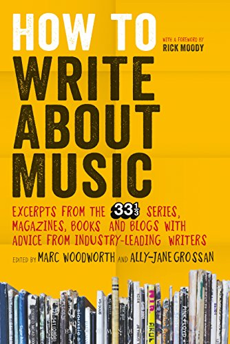 How to Write About Music: Excerp...