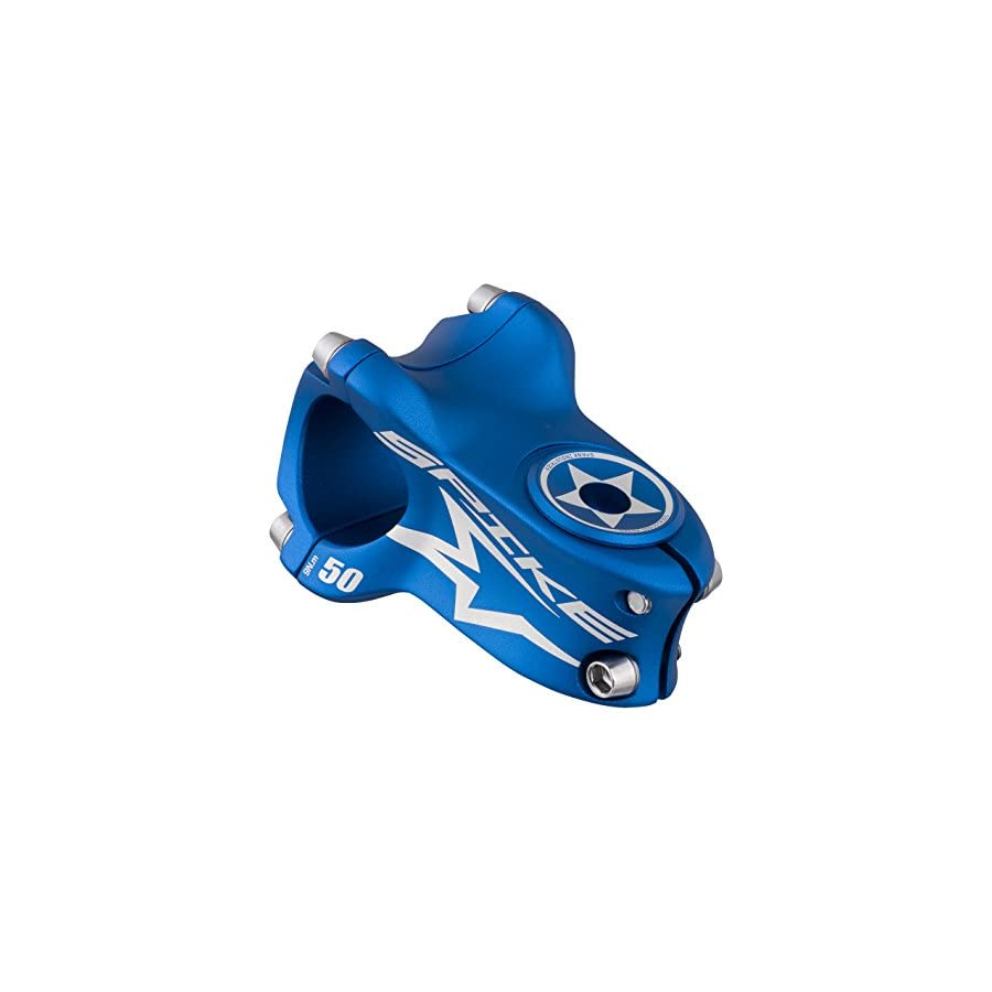 Spank SPIKE Race Bead Blast Finish Bicycle Stem 50mm E06SK021