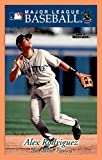1997 Sports Illustrated Alex Rodriguez SEATTLE MARINERS Display Case Card Key only available to store owners