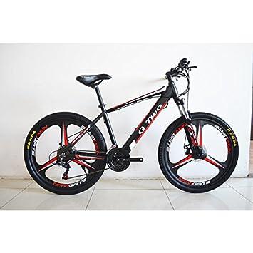 Bicicleta eléctrica Oculta de la batería del G8 26 Pulgadas, 48V 250W, Marco de
