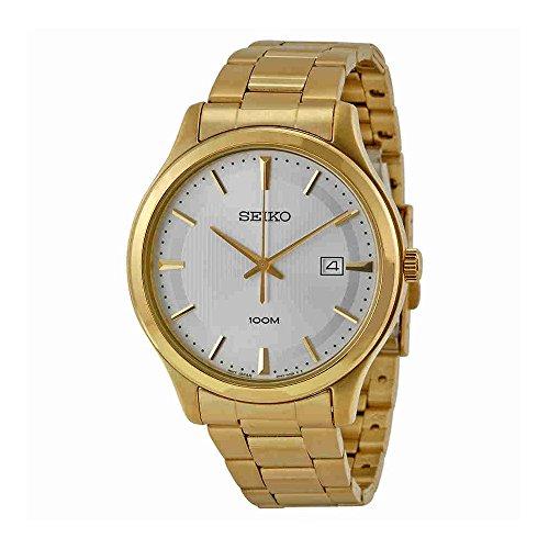 Seiko Bracelet Men's Quartz Watch SUR054
