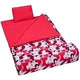 Wildkin Camo Pink Original Sleeping Bag