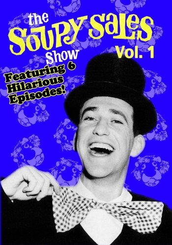 The Soupy Sales Show -  Volume 1 (Amazon.com Exclusive)