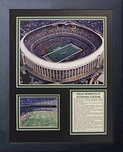 Legends Never Die Philadelphia Eagles Veterans Stadium Framed Photo Collage, 11 by 14-Inch