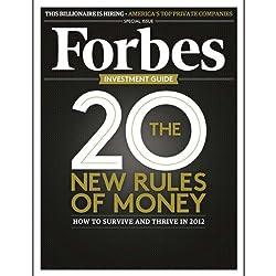 Forbes, November 21, 2011