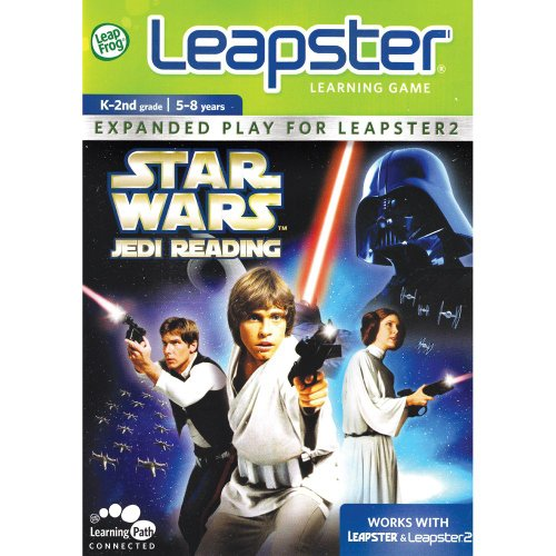 LeapFrog Leapster Learning Game Reading