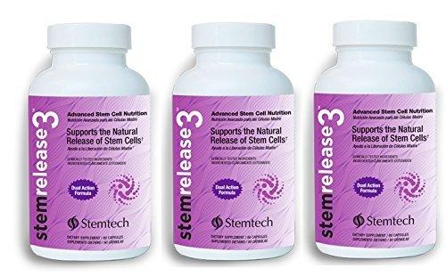 stemrelease3 60 Capsules, by Stemtech Health