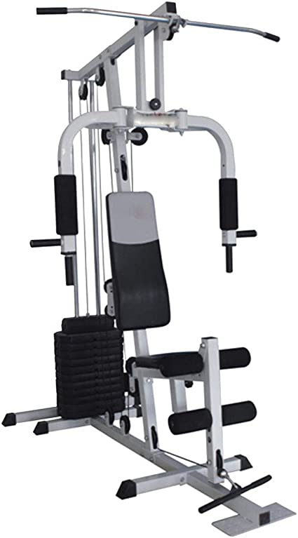 Amazon.com : SPORTO FITNESS 60kg Home Gym equipments with 20 in 1 Gym Bench  : Sports & Outdoors