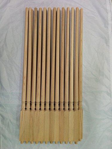 wood baluster - 2