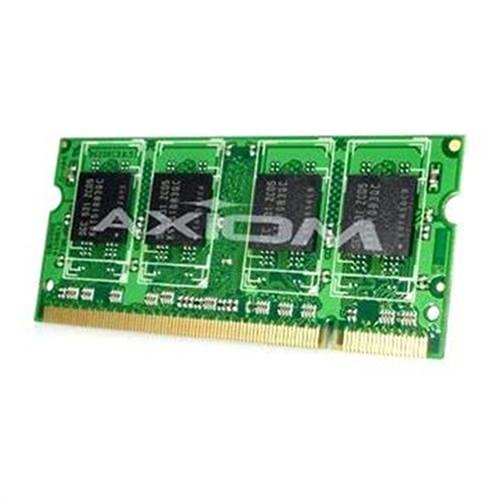 Axiom Memory Solutions 2GB PC2-6400 800MHz DDR2 SDRAM SODIMM 200-pin Unbuffered Non-ECC Memory Module
