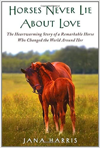 Book Horses Never Lie about Love: The Heartwarming Story of a Remarkable Horse Who Changed the World Around Her